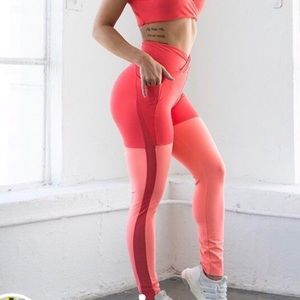 Pants - Brand new Gym Shark x Nikki B season 2 leggings